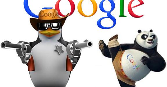 penalizarea site-ului de catre Google
