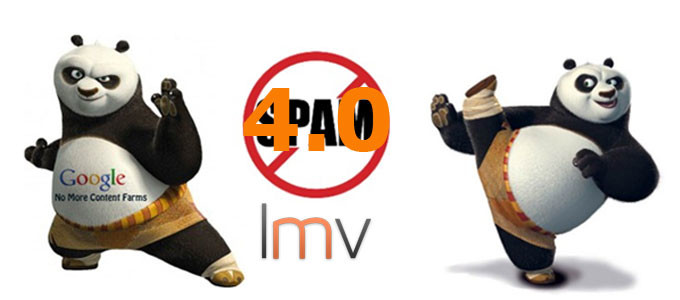 Actualizarile Google Panda 4.0 si PayDay Loan 2.0