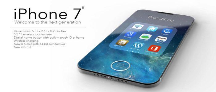 Ce specificatii va avea iPhone 7 – stiri concrete si zvonuri de pe net