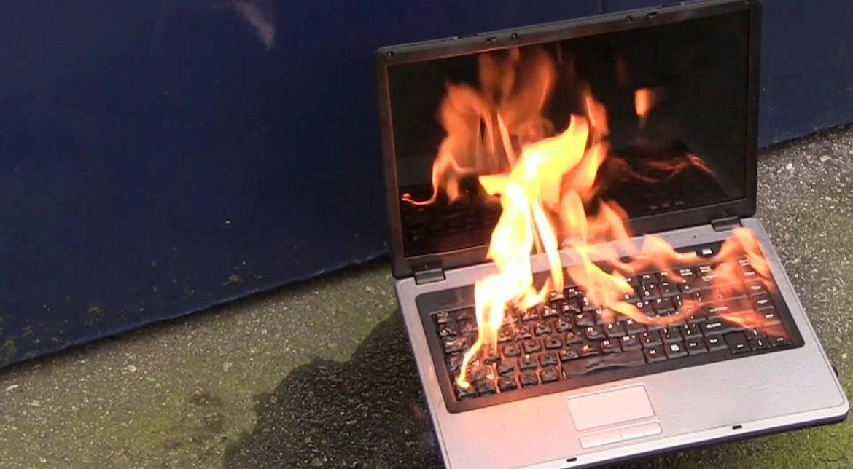 Cum rezolvi problema supraincalzirii laptopului?