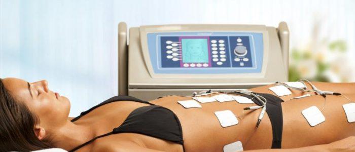 Tipuri de proceduri executate cu aparatul electrostimulator