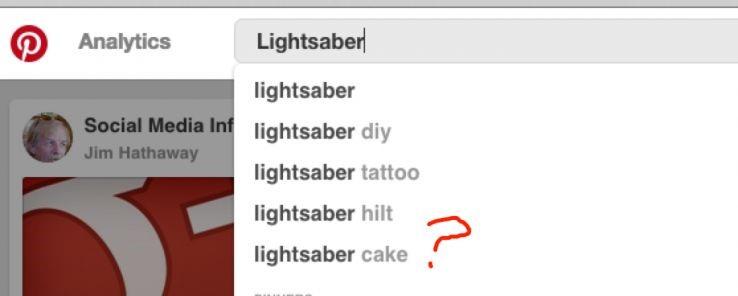"""lightsaber cakes"""") si al subiectelor conexe."""