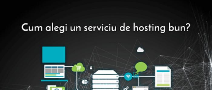 Cum se alege furnizorul de web hosting?
